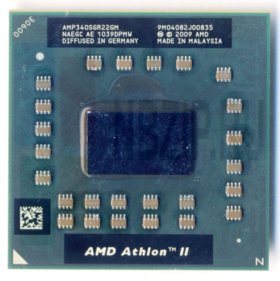 AMD Athlon II Dual-Core Mobile P340