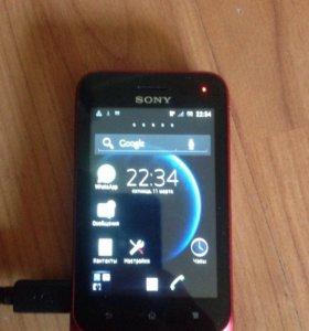 Смартфон SONY ST 21i