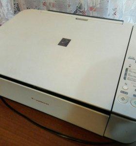 """Принтер-сканер """"canon pixma mp250"""""""