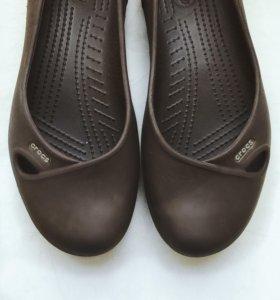 Сандали резиновые Crocs