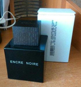 lalique ENCRE NOIRE 100ml туалетная вода тестер.