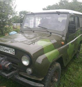Уаз 469 ,2001