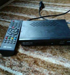 Цифровая приставка ТВ