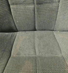 Сиденья 2 шт.ВАЗ 2107