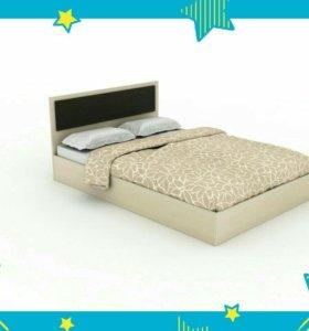 Кровать с матрасом Вега