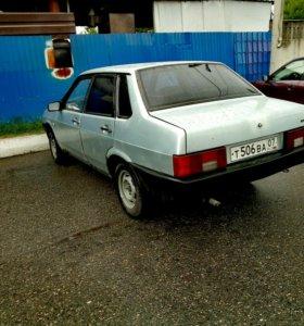 ВАЗ 21099 1997год