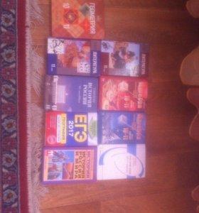 Учебники за 10-11