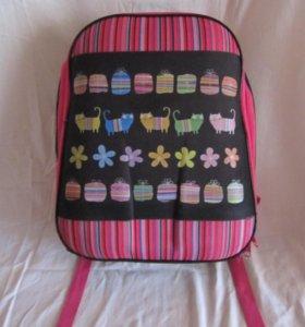 Рюкзак (портфель, ранец) школьный Hatber