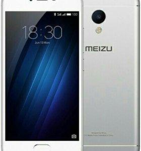 Продам или обменяю meizu m3s 3/32 silver