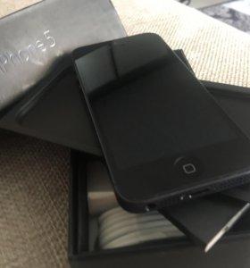 iPhone 5 Состояние Отличное
