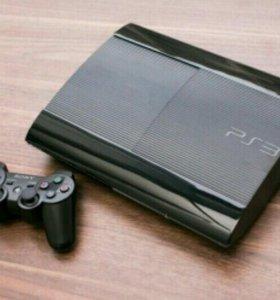 Sony PlayStation®3 Super slim 500гб
