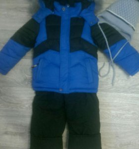 Зимний комплект на мальчика
