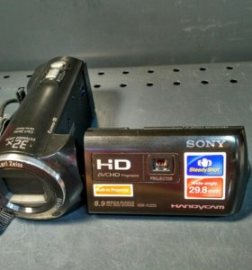 Sony hdr-pj220