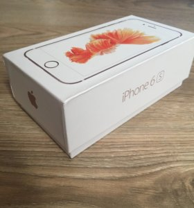 iPhone 6s  СРОЧНО golden rose