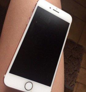 iPhone 7, 128 g, розовое золото