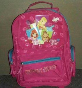 Чемодан- рюкзак детский