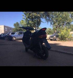 Продам мопед Yamaha super jog zr