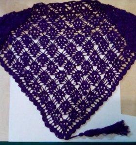 Шейный платок или бактус.