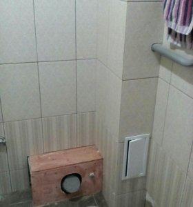 Ванная и туалет под ключ