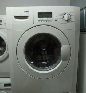 Продам стиральную машину Zanussi бу.
