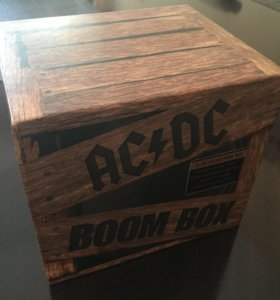 AC/DC - BOOM BOX (16CD)