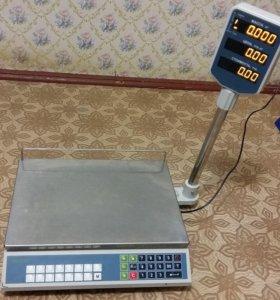 мебель для магазина стеллаж полка весы касса