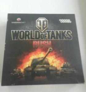Настольная игра танки