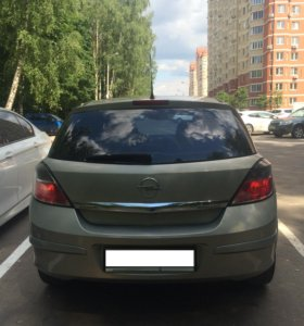 Opel astra h, 1.6 MT, 2007