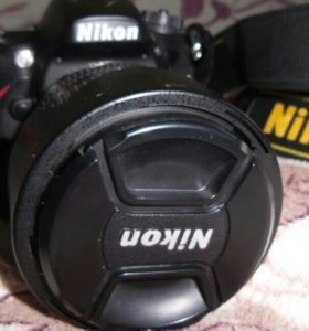 Фотоаппарат Nikon d7200 объектив 18-105