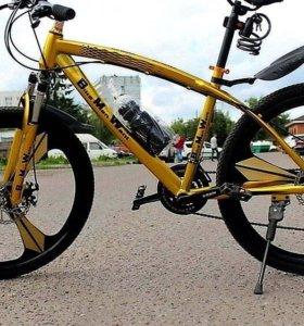 Велосипед Крутой (диски)