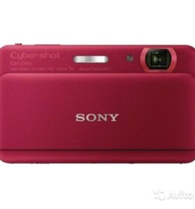 Фотоаппарат Sony Cyber-Shot DSC-TX55 red