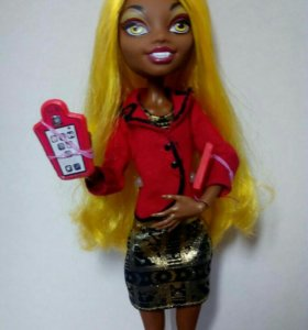 Кукла Monster High Клавдия