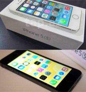 Айфоны 5S под заказ, новый, на 16гб