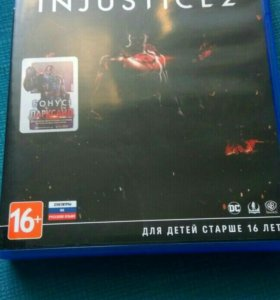 Игра PS4 INJUSTICE 2