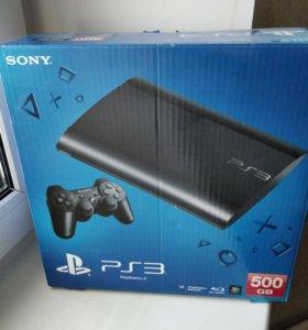 Playstation 3, можно с играми