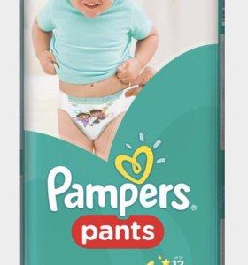 Подгузники Pampers pants 6 (44 шт. + 16 кг)