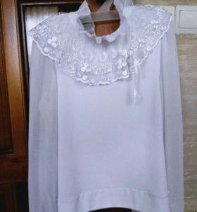 Блузка рост140