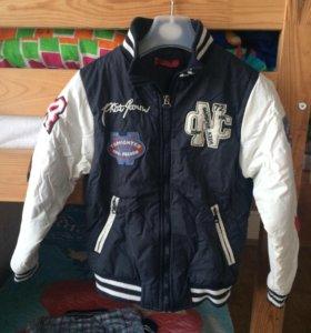 Деми куртка и ветровка 116-122 Р-р