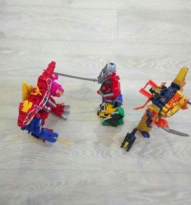 """Роботы """"Ниндзяго"""