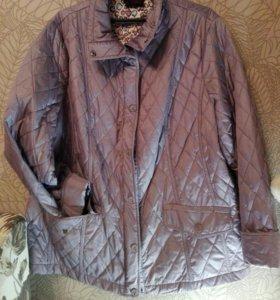 Куртка ветровка 56-60