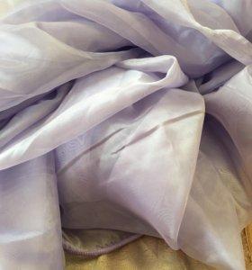 Ткань под тюль