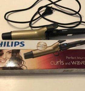 Щипцы PHILIPS SalonCurt Pro HP4684