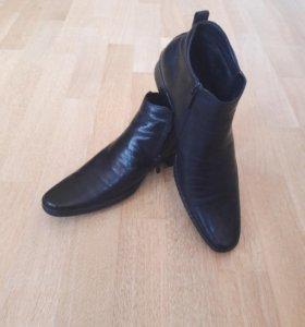 Ботинки мужские демисезонные Carlo Pozalini