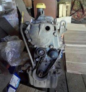 Двигатель Рено Логан 1.4 8кл