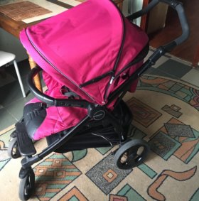 Прогулочная коляска peg perego book complete