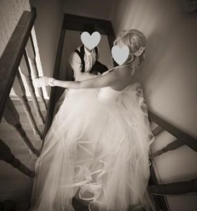 Свадебное платье Gabbiano р.М