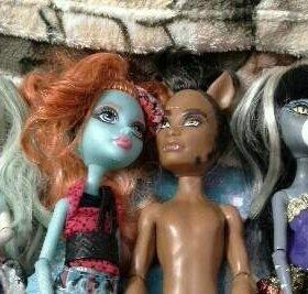 Куклы Monster Hi