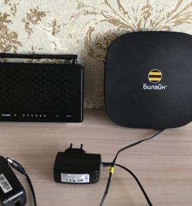 Продам роутер wi-fi билайн