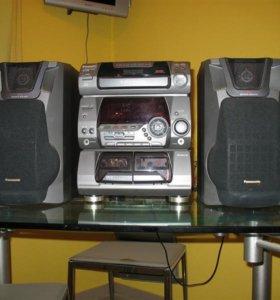 Музыкальный центр Panasonic SA-AK 50