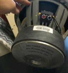 Сабвуфер Kicx pro power 301d